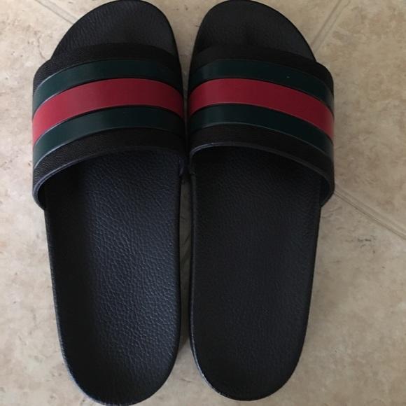 da0d1a9362e59a Brand New UA Gucci Sandals