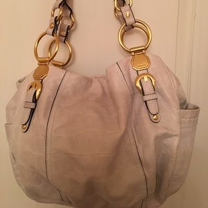 B MAKOWSKY Handbags - B MAKOWSKY GENUINE LEATHER BAG