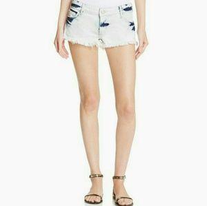 True Religion Pants - True Religion Bleached Jean Shorts