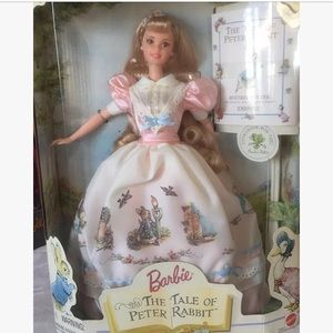 Barbie Other - Tale of Peter Rabbit Barbie