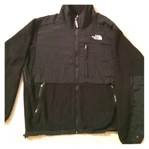 The North Face Jackets & Blazers - North face fleece black