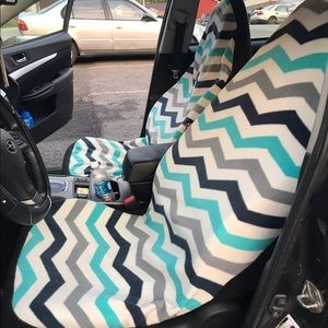 Other - Chevron Car Seat Covers