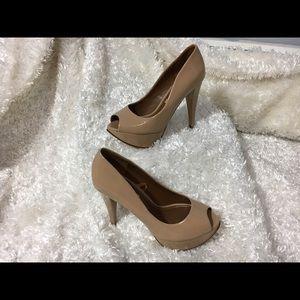 Zara Shoes - Zara Heels Size 7