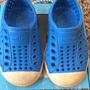 Native Other - Native Shoes Jefferson blue size 4 toddler
