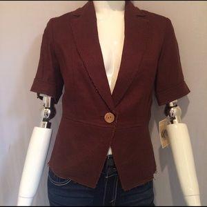 KORS Michael Kors Jackets & Blazers - Michael Kors Short SLeeved Jacket