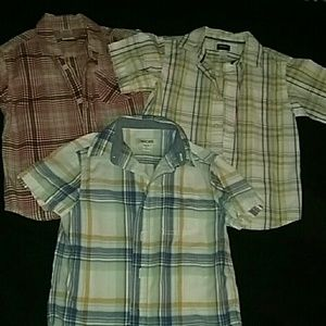 Other - Boy's button down shirts