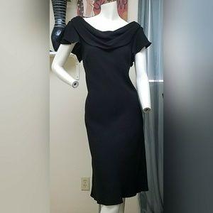 SL Fashions Dresses & Skirts - S.L. Fashions black dress