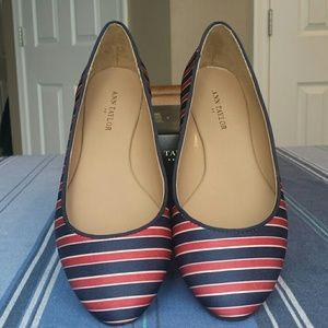 Ann Taylor Ballet Flats