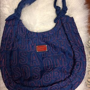 Marc by Marc Jacobs Handbags - Marc by Marc Jacobs blue hobo bag
