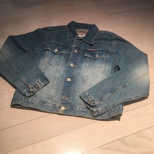 Edwin Jackets & Blazers - Edwin Denim Jacket Size L