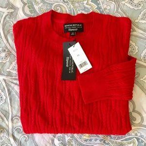 BR Italian Wool Sweater