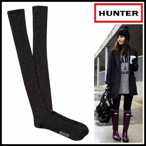 Hunter Boots Accessories - ❗1-HOUR SALE❗HUNTER ORIGINAL Tall Boot Socks