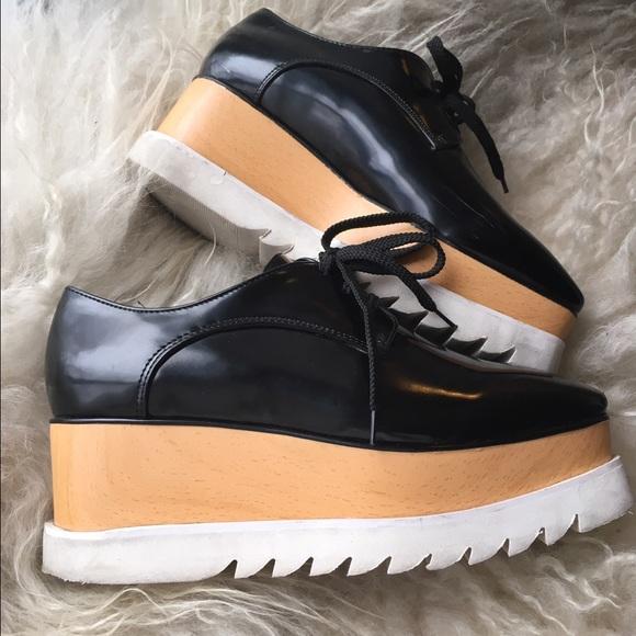 c003fc9ed8dd M 58c80e3b13302a7b990080f8. Other Shoes you may like. Authentic Stella  McCartney Elyse Platform Shoe. Authentic ...
