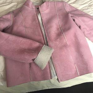 My Bella Mama Jackets & Blazers - Suede jacket