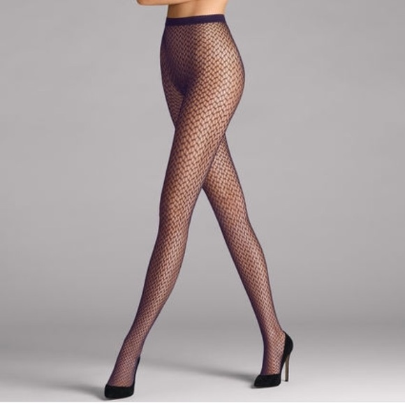 0087070d360e Wolford Accessories | Fishnet Nele Tights | Poshmark