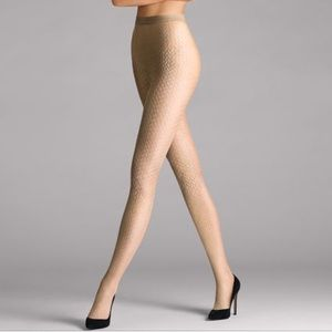 Wolford Accessories - 🆕 WOLFORD Fishnet Nele Tights