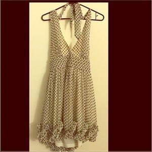 Cute & Sexy Polka Dot Dress Med