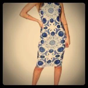 Boohoo Petite Dresses & Skirts - Petite Sally Printed Strappy Midi Dress