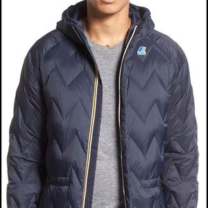 K-Way Other - K-way insulated wind breaker jacket