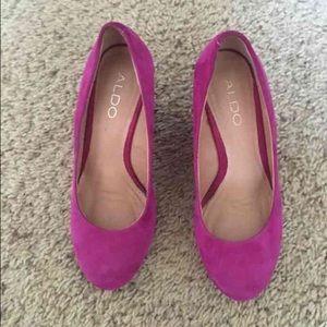 Aldo heels Sz 6