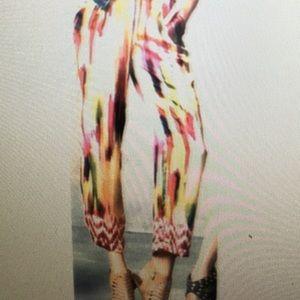 CAbi Pants - CAbi silk harem pants