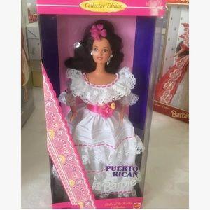 Barbie Other - Puerto Rican Barbie