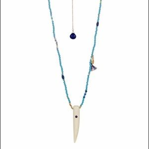 Chan Luu Jewelry - Just In! Chan Luu Turquoise Bead  & Horn Necklace