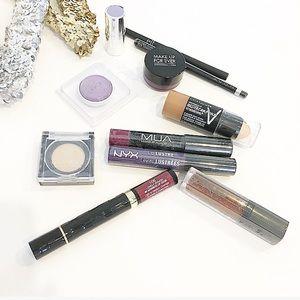 Makeup bundle 💄 NYX MUA Motives Color FX Avon Elf