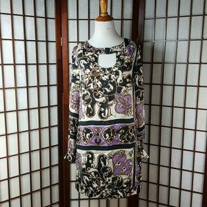 Alice & Trixie Dresses & Skirts - Paisley ALEX & TRIXIE mini Shift dress Size M