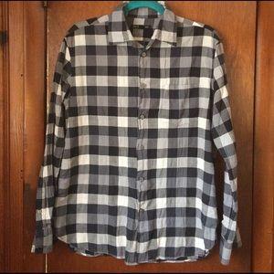 John Varvatos Other - John Varvatos mens button down plaid shirt size S