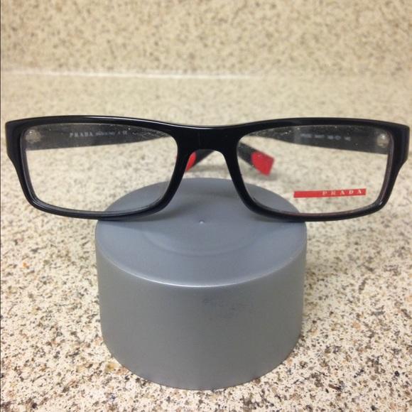8415b2265936 Prada VPS 03C eyeglasses w  demo lenses. M 58c81c146a5830c93500b0ca