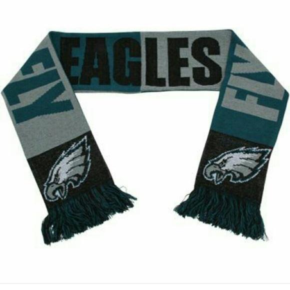 sports shoes 4ae7d cb860 Philadelphia Eagles women's logo scarf