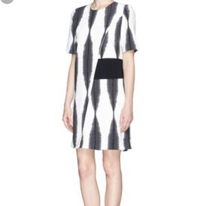Whistles Dresses & Skirts - Whistles Black and White Print Dress