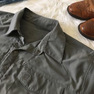 5.11 Tactical Other - ✨5.11 Tactical Snap Button Up ✨
