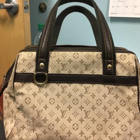 9b70cb72df7b Louis Vuitton Josephine pm sr1002 cute little bag