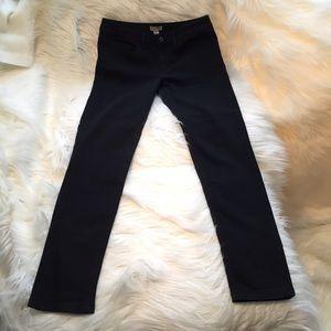 Reiss Denim - Reiss Smith Patti skinny black jeans size 8