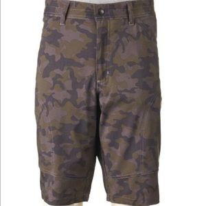 Hawke & Co Other - Hawks & Co- Water Resistant Zip Cargo Shorts