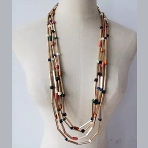 Jewelry - Just In✨Long Multi Layers Statement Necklace✨