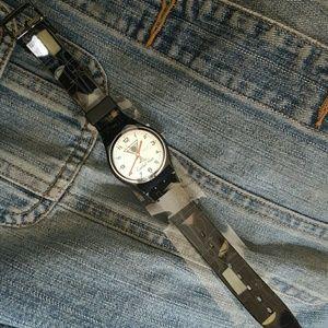Swatch Accessories - Swatch Martini Shaker watch