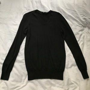Uniqlo Merino Wool v neck sweater