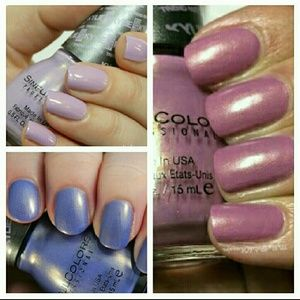 Kylie Cosmetics Other - 3 Kylie Demi mattNail Polish SinfulColors