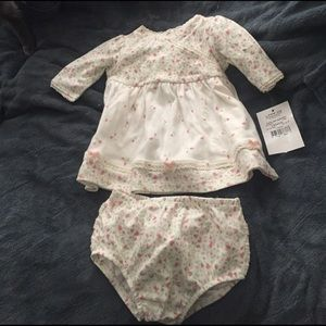 Little Me Other - 💝 Darling infant's Little Me two piece outfit💝