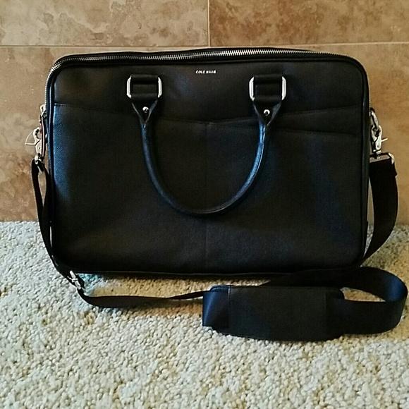d91dd533f7 Cole Haan Handbags - NWOT Cole Haan laptop bag