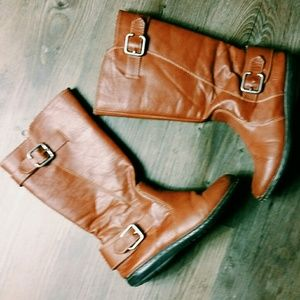 BGU (Big Girls United) Other - Brown boots