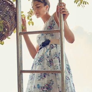 ERIN by Erin Fetherston Dresses & Skirts - Erin Fetherston Floral Dress