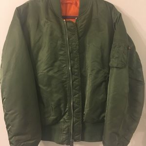 Alpha Industries Other - Cool 😎 MA-1 Bomber-Men's sized