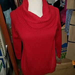 INC International Concepts Sweaters - Red Sweater