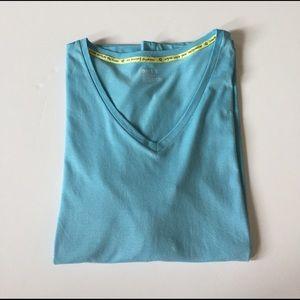 HUE Other - NWT HUE Blue Long Sleeved Sleep Shirt
