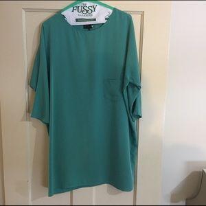 Hatch Dresses & Skirts - Hatch silk maternity dress