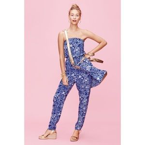 Lilly Pulitzer for Target Other - Lilly Pulitzer for Target Strapless Jumpsuit